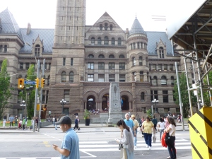 Historic City Hall, Toronto