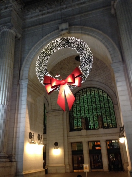 Union Station, Washington D.C. Nov.25, 2015