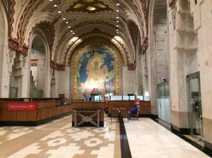Bank of America Detroit